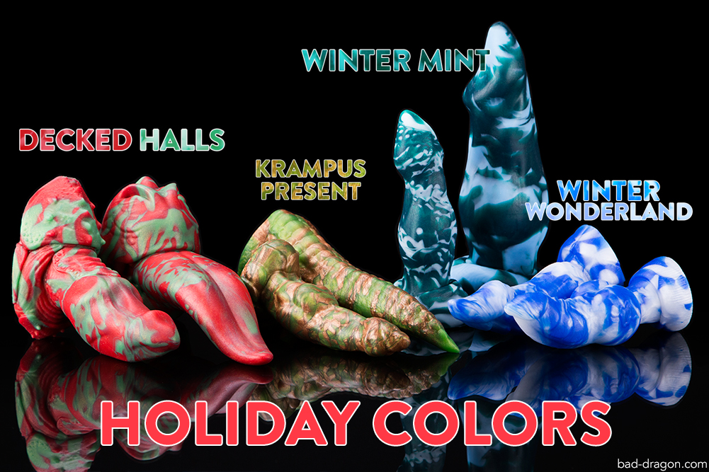 Holiday Colors for 2016