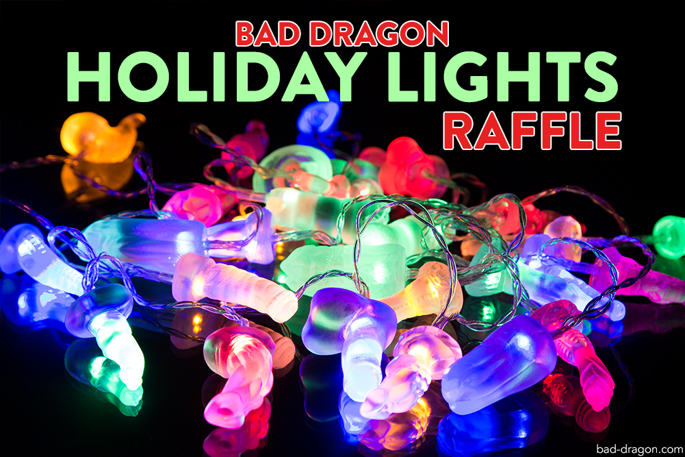 Holiday Lights Raffle 2016